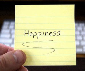 Happiness research  – 10 signs life on the wrong things