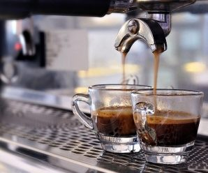 Cleaning coffee machine – To prevent germs in the coffee