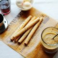Egg coffee – coffee with egg / Ca Phe Trung