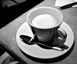 Double macchiato – Macchiato with milk!